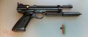 """КИТ для перевода на воздух CROSMAN 2240 Кросман 2240 производство """"RU Guns Lab"""""""